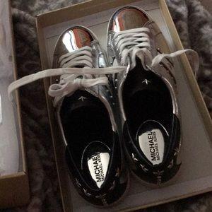 Micheal Kors Running Shoes never worn!